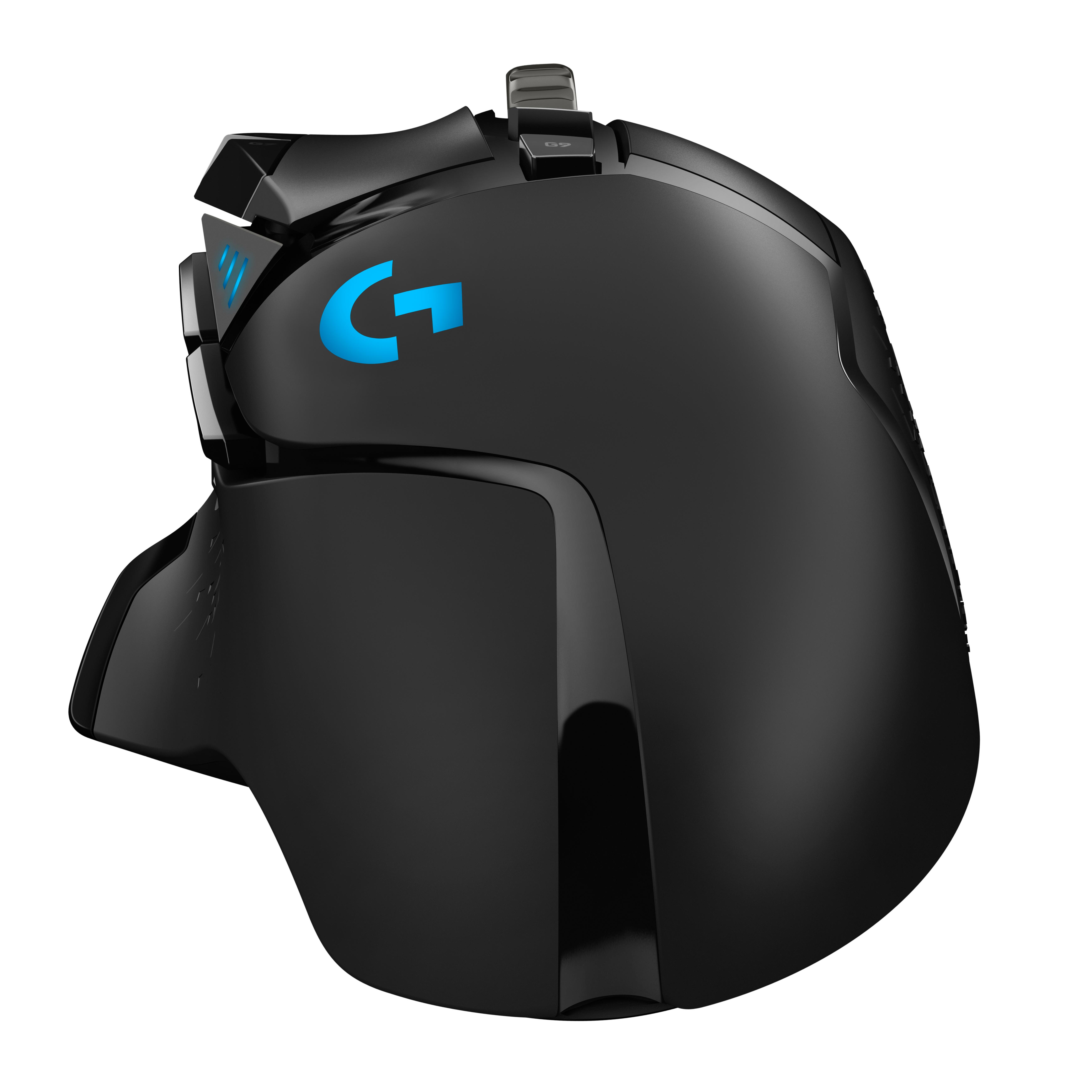 Nye Logitech G502 er tro til det originale designet.