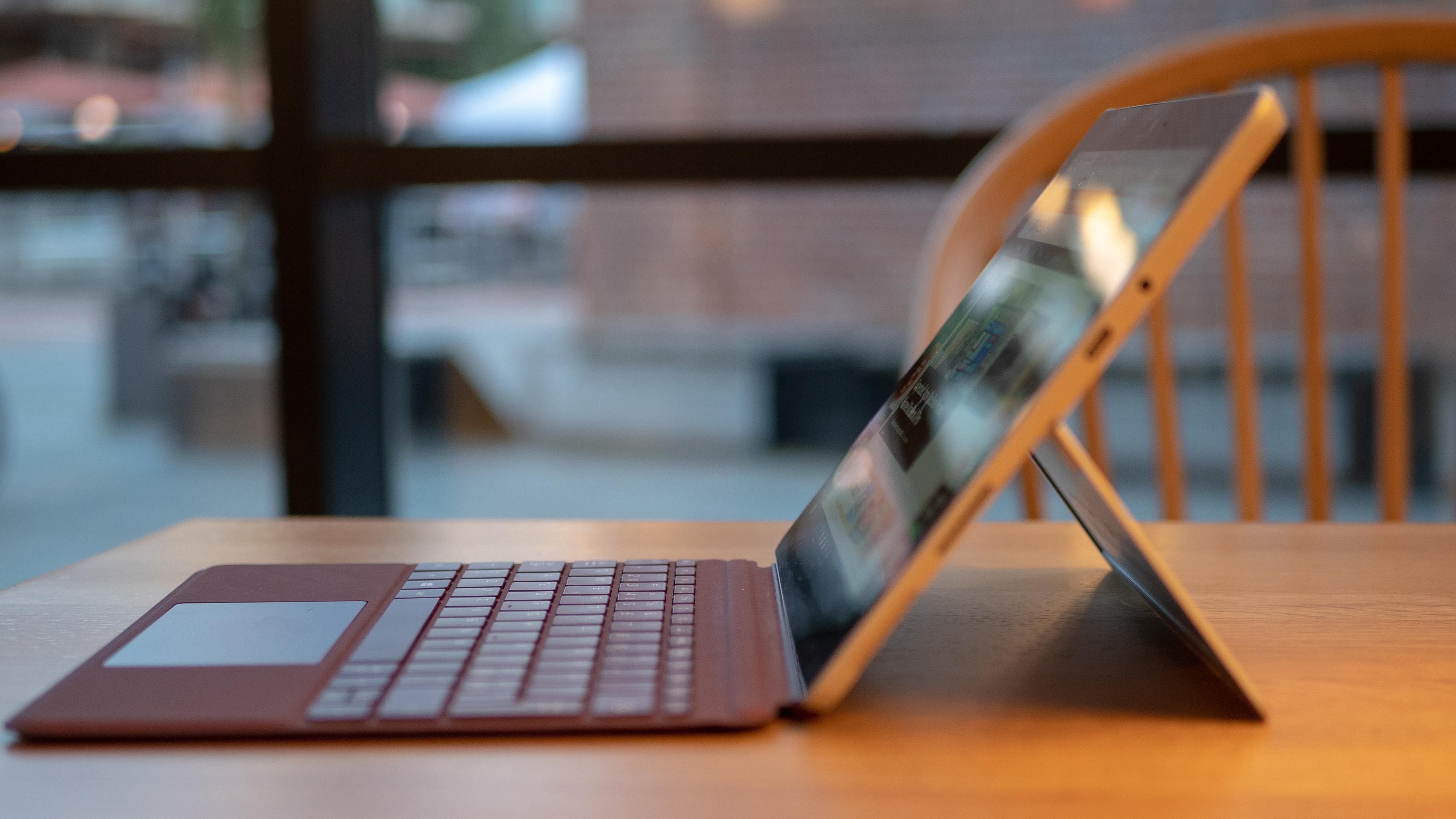 Surface Go er en mini-Pro.