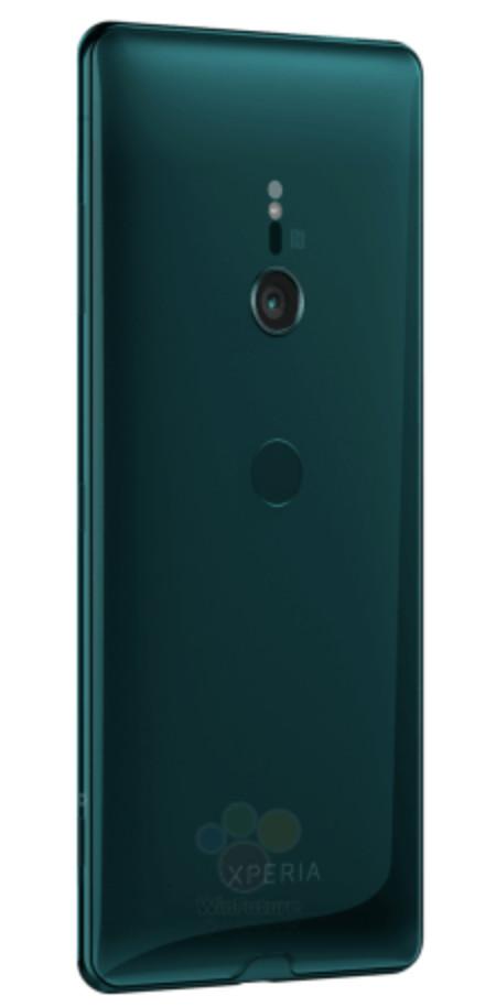 Sony Xperia XZ3 har én kamerasensor på baksiden.
