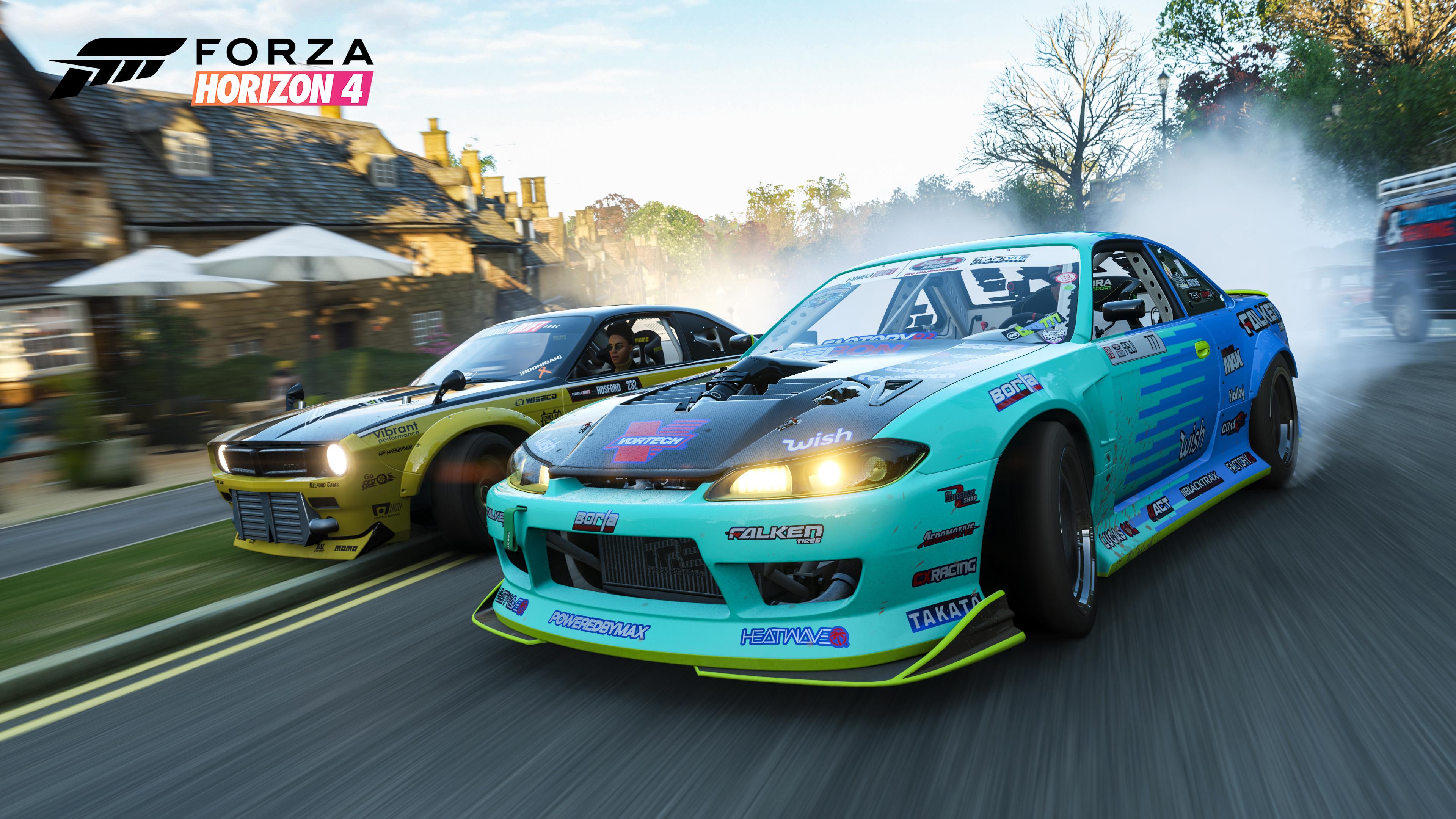 Det er ikke bare fryd og gammen i Forza Horizon 4, men irritasjonsmomentene er ikke altfor store.