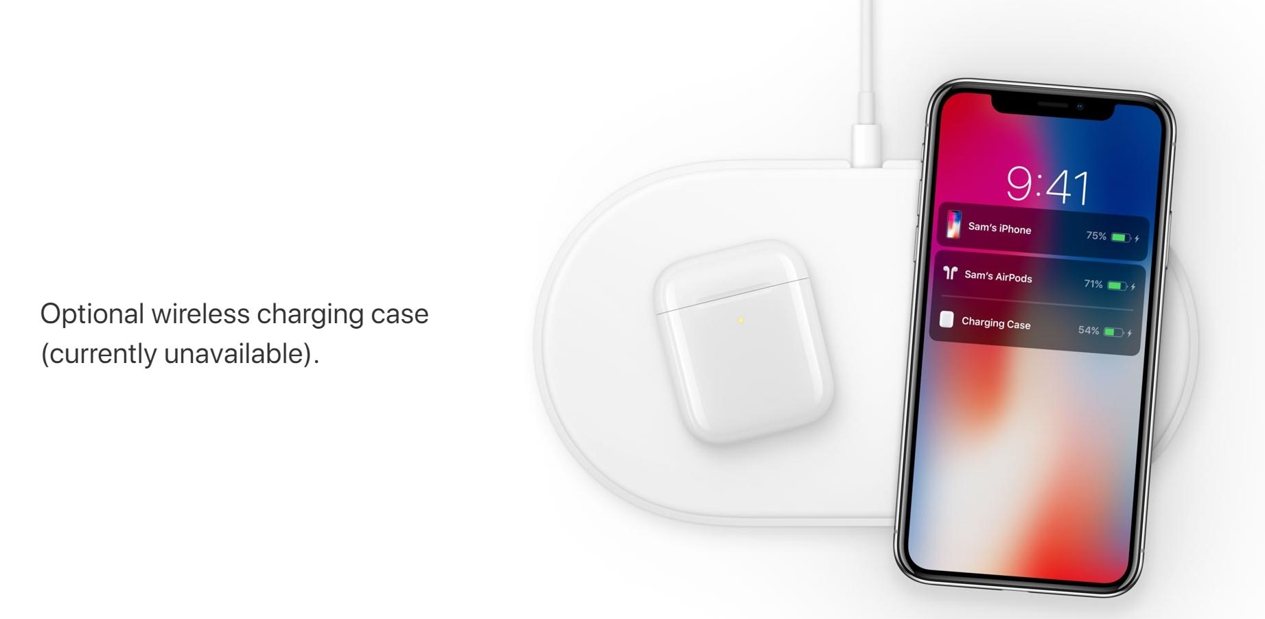 Dette er den stusselige meldingen fra Apple.