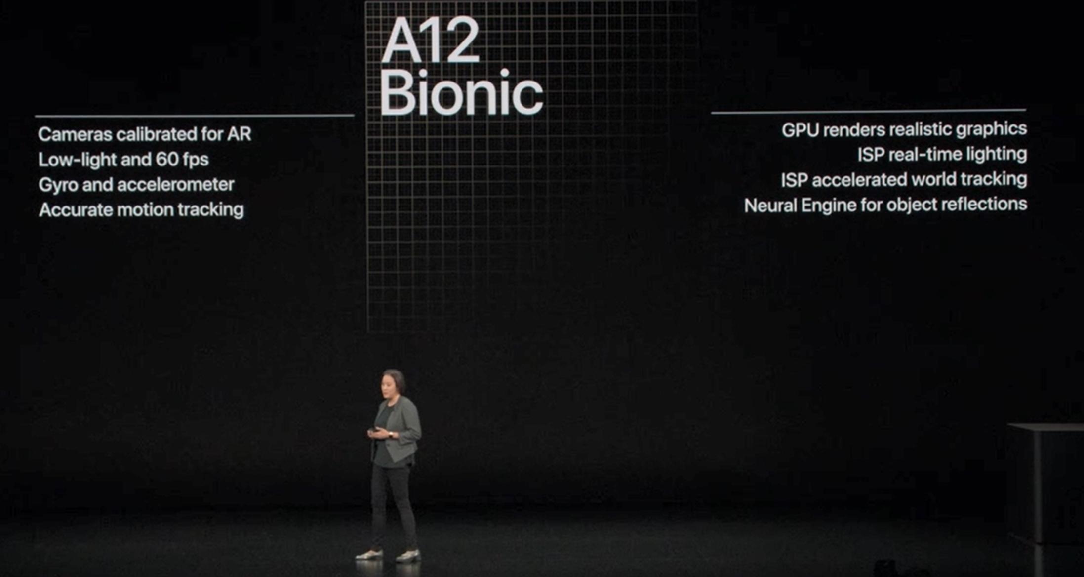 A12-brikken i XS har kjappere AI og FaceID.