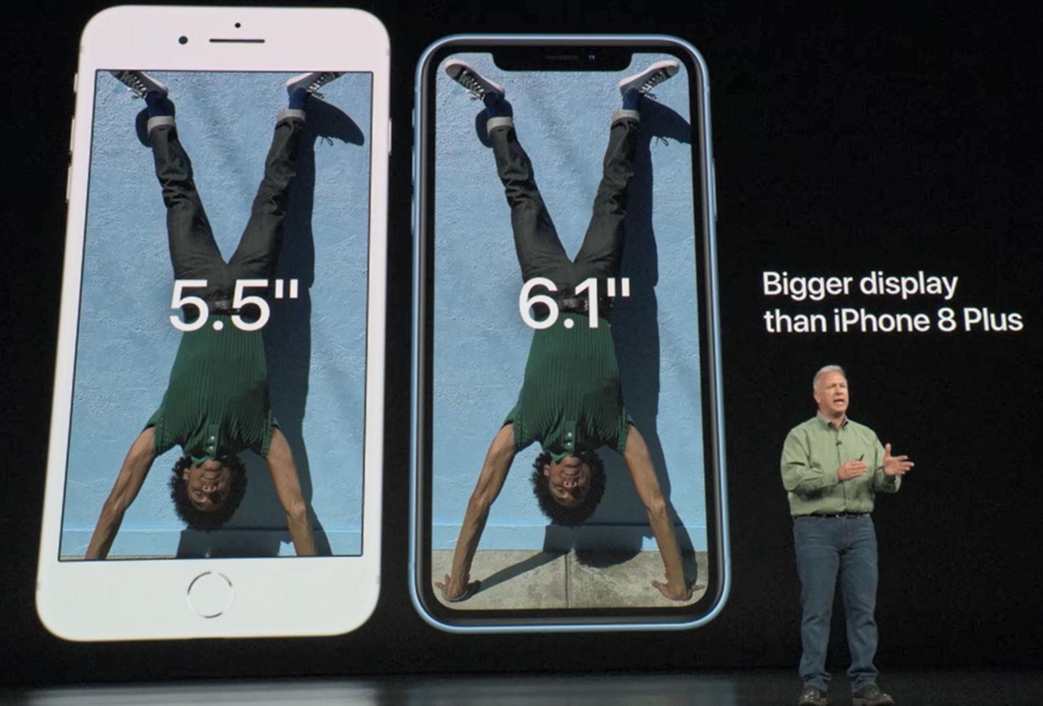 iPhone Xr er Apples rimeligste alternativ.