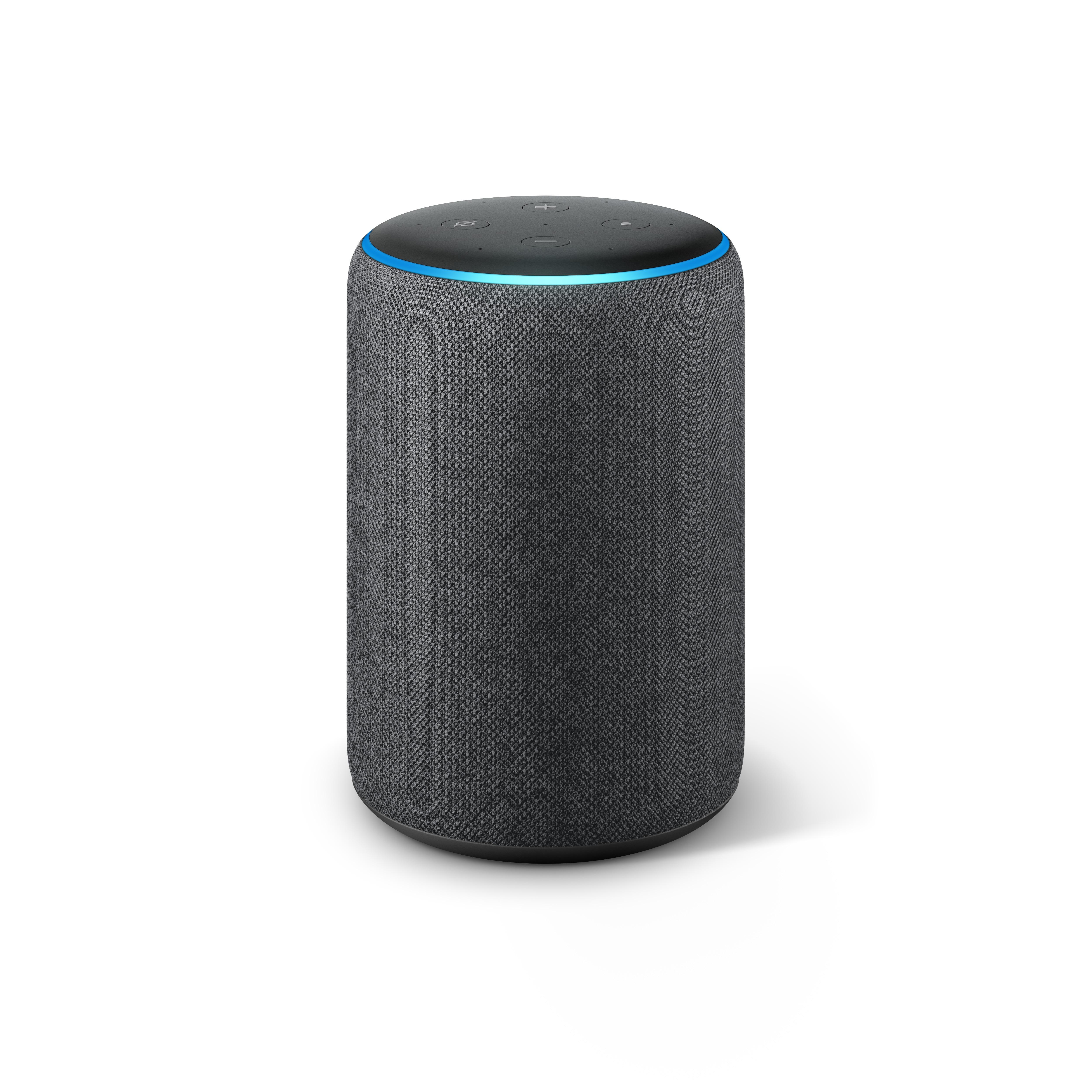 Amazon avduket en ny Echo Plus.