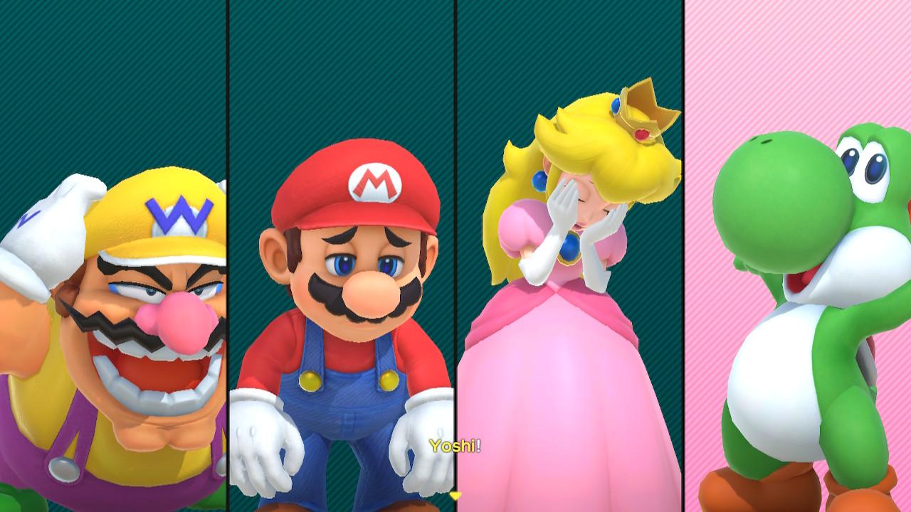 Det kan kun være én vinner i Super Mario Party.