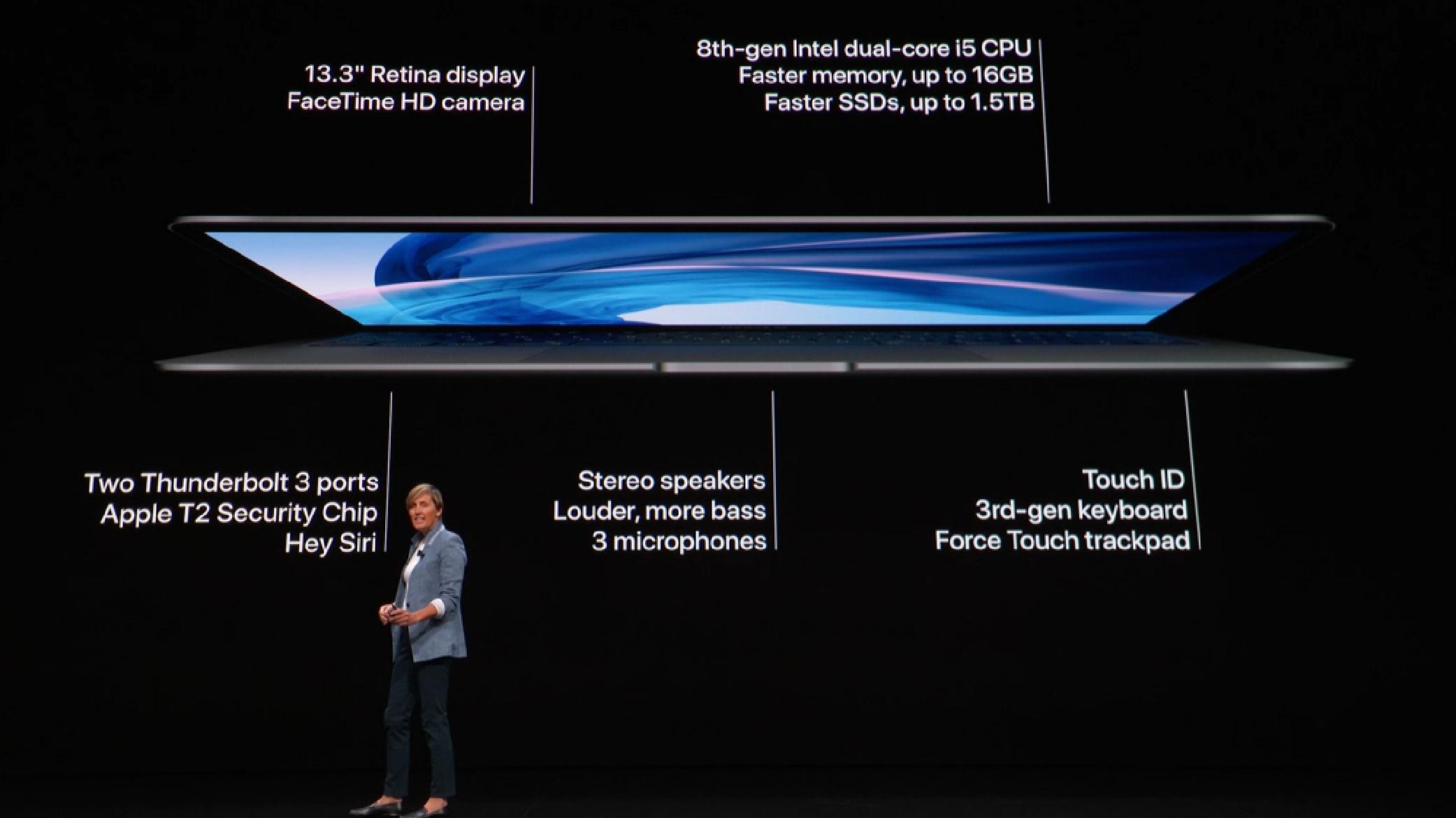 Dette kan nye MacBook Air.