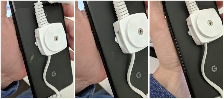 Google Pixel 3 tåler mer enn fryktet