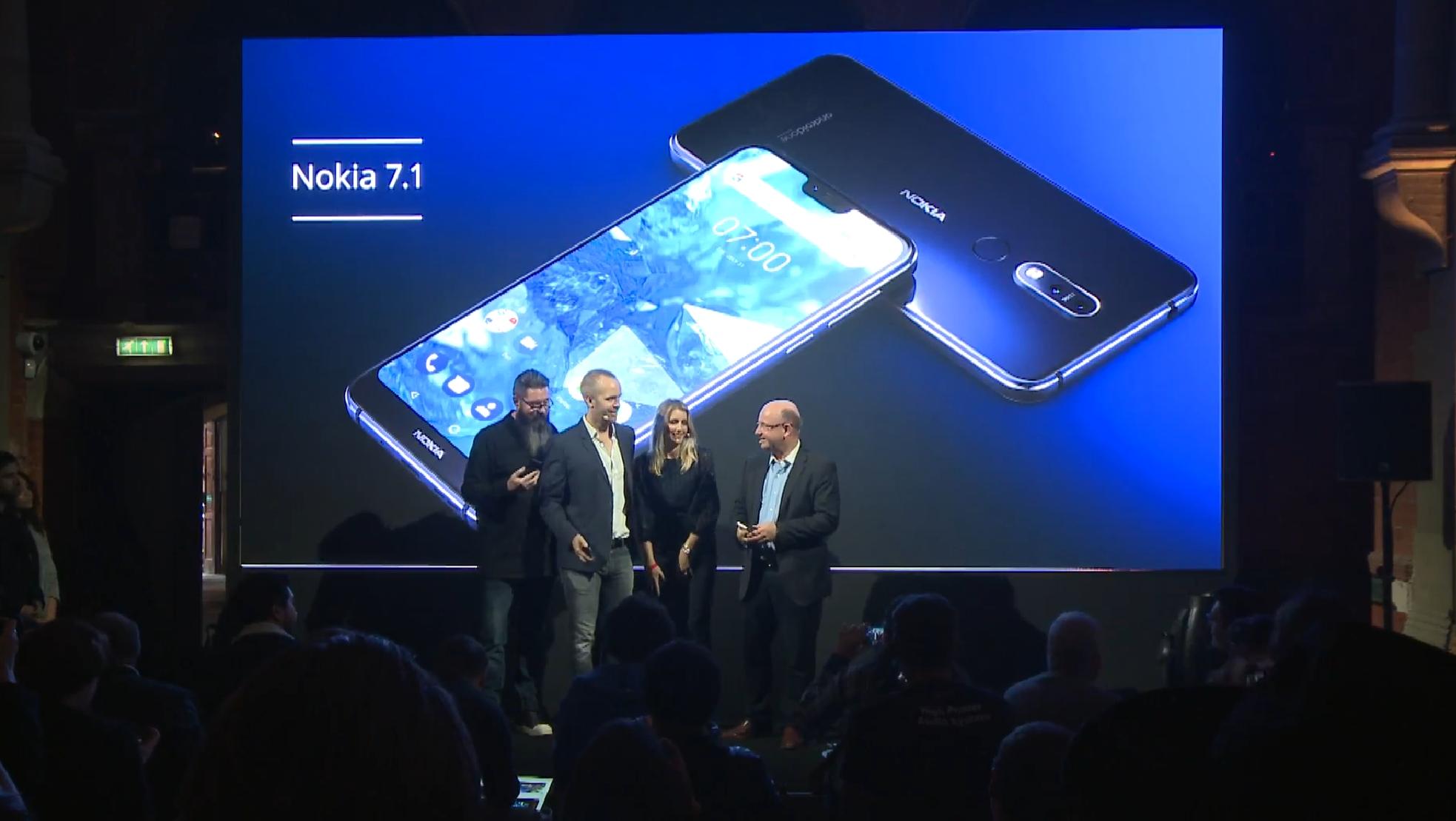 Dette er Android Go-mobilen Android 7.1 med Pie.