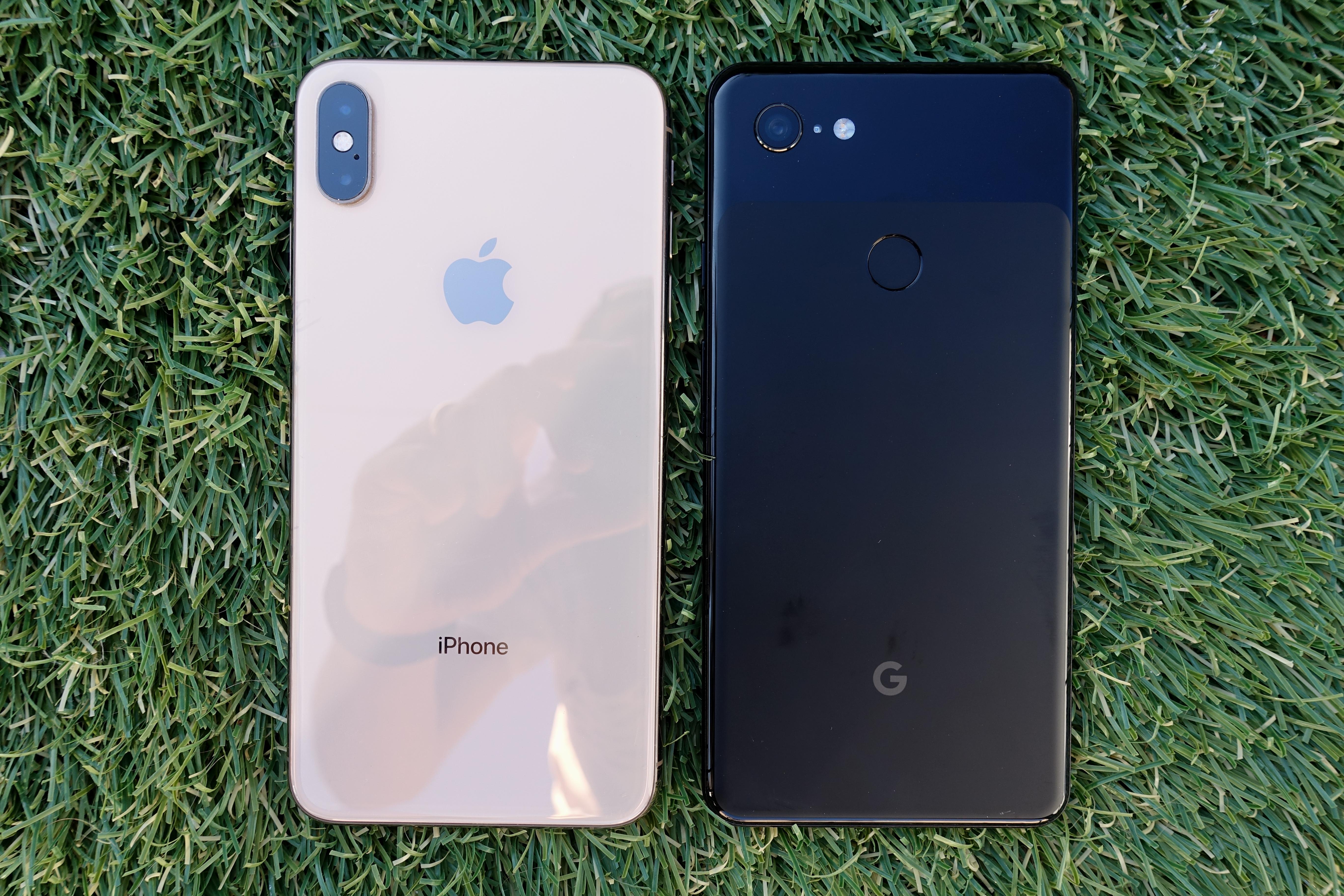 Vi foretrekker iPhone Xs Max, men det er ikke sikkert du mener det samme.