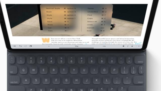 Tastatursnarveier på iPad Slik blir du mye mer effektiv på