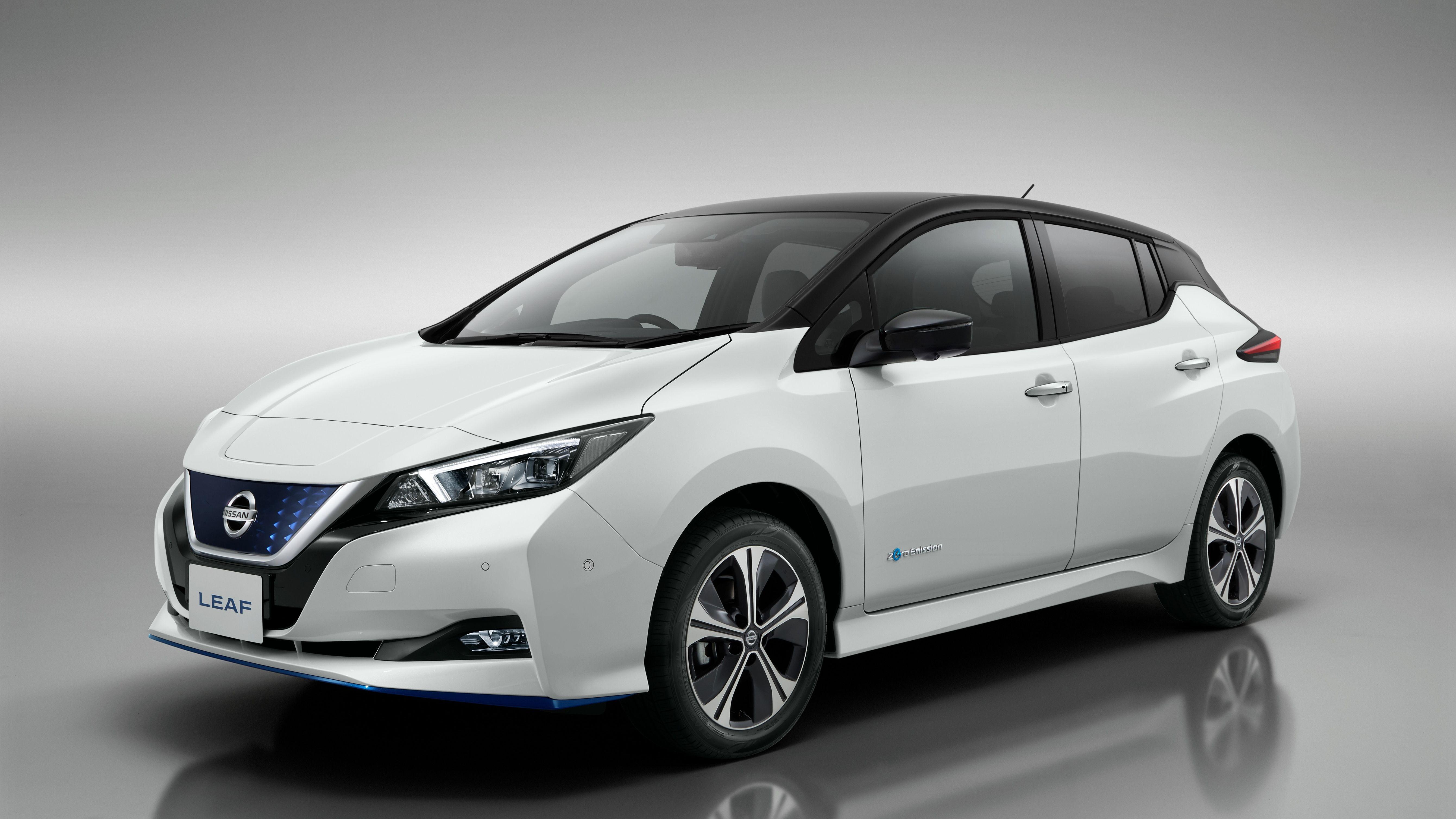 Nissan Leaf: Nissan Leaf forbedret til på ny å bli