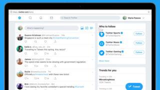 Twitter gjør designendringer