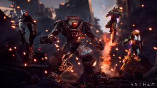 DIREKTE: Slik er EAs nye toppspill - vi spiller Anthem med RTX 2080 ti