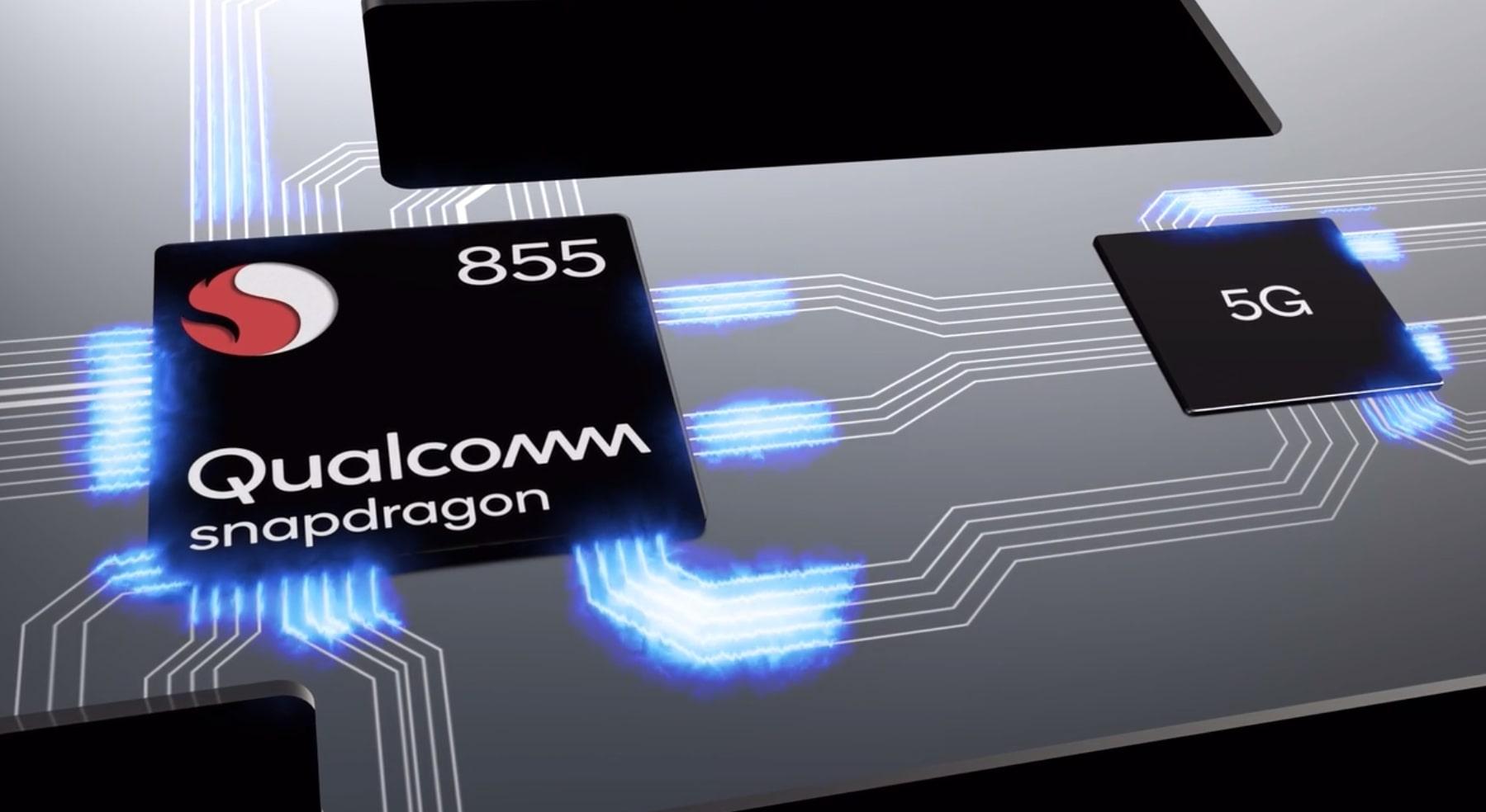 I år får vi se flere Android-telefoner med Qualcomms nyeste brikke, Snapdragon 855.