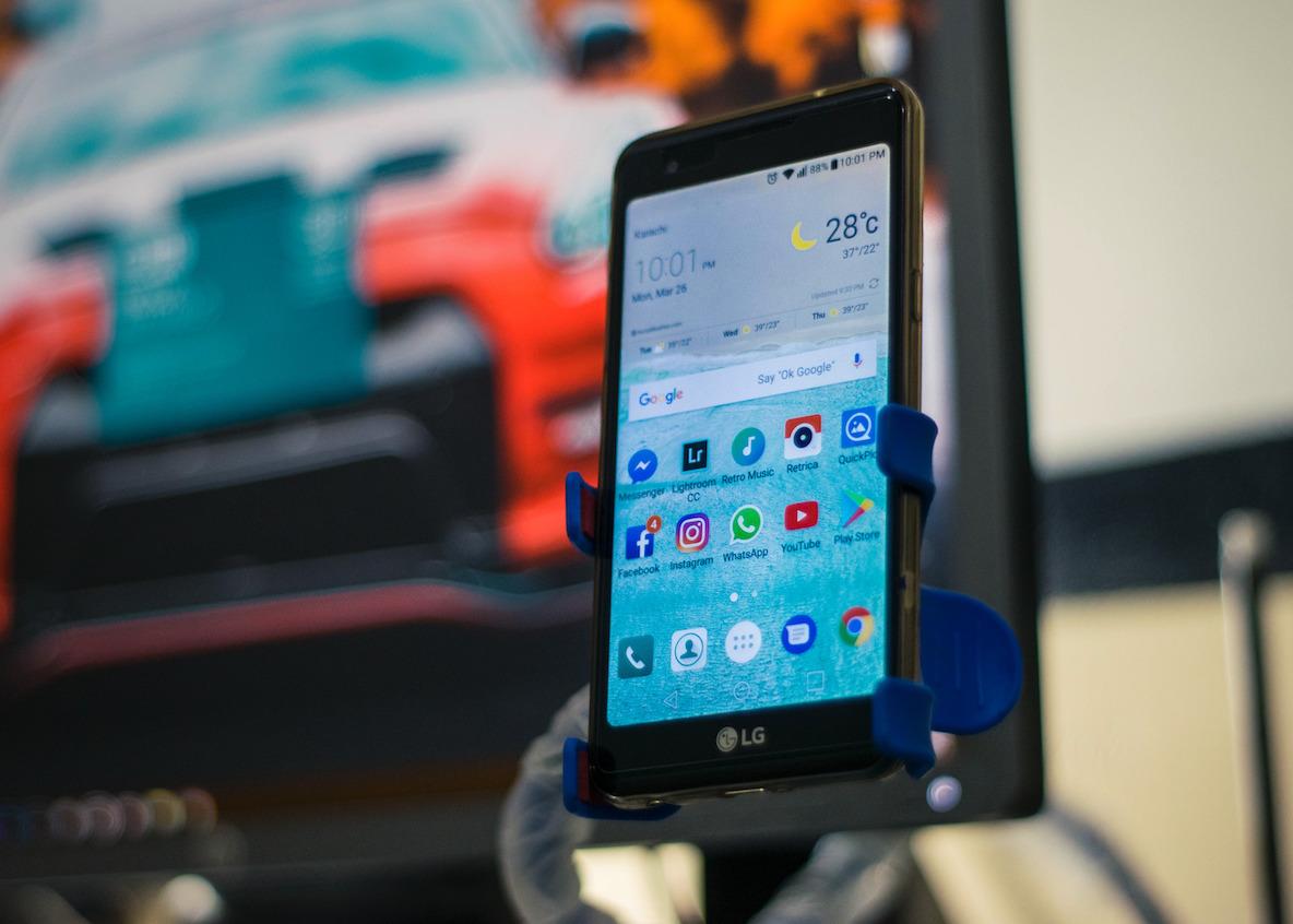 LGs neste smarttelefon får to skjermer