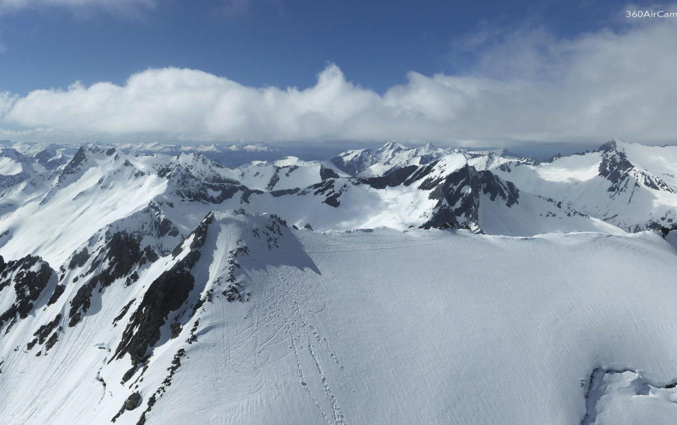 Arild Solberg har utviklet et vanvittig 360 panorama-rigg