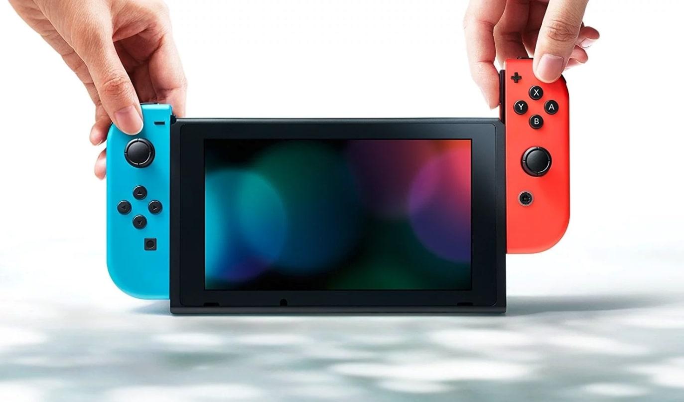 Nintendo Switch går uforandret gjennom 2019