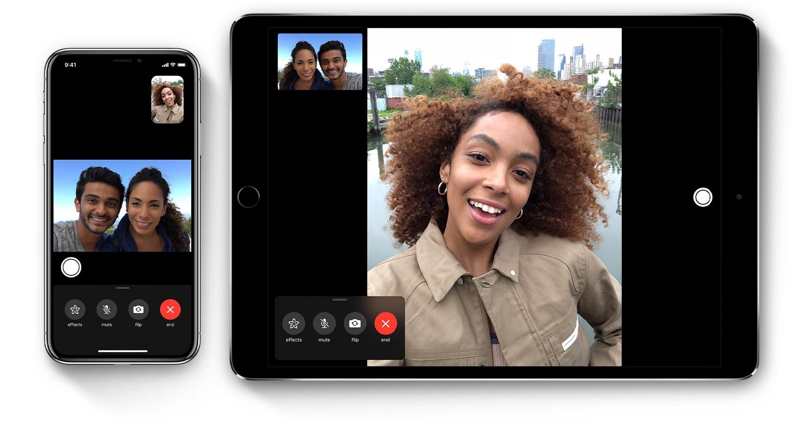 Apple lover å fikse FaceTime-feilen senere denne uken