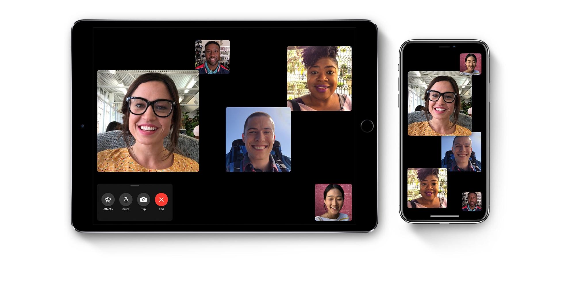 Dette er iOS-versjonen som skal rette FaceTime-feilen, hvor er den?