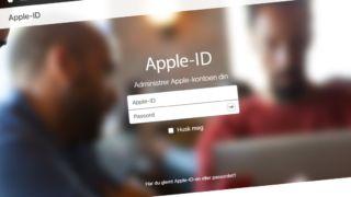 Se hvordan de prøver å lure deg nå: dette er ikke Apples nettside