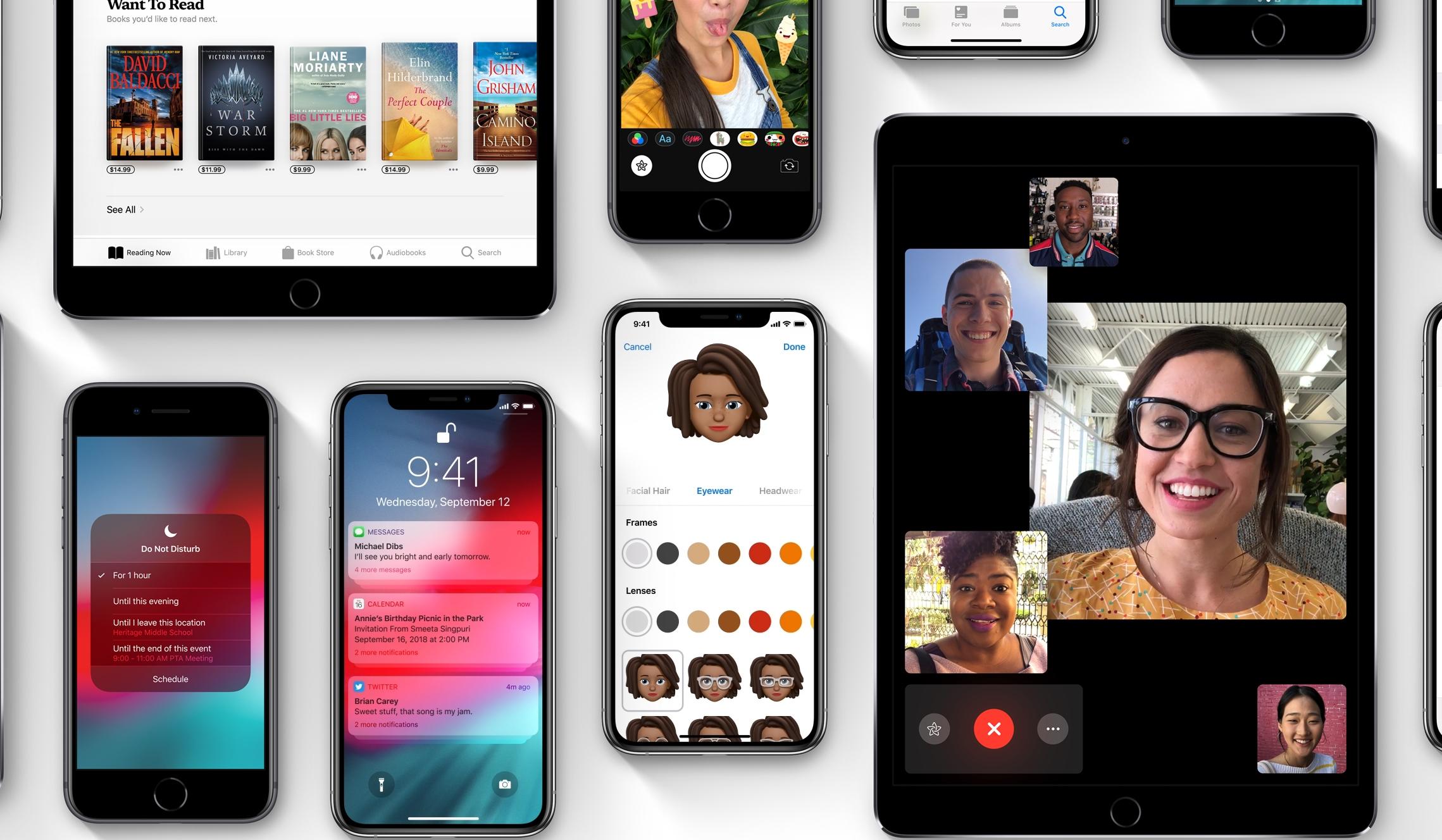 Last ned nye iOS 12.1.3 i kveld
