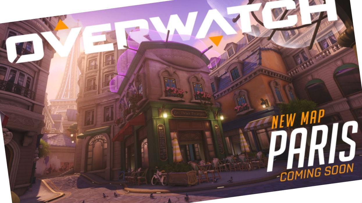 En ny Overwatch-oppdatering er på vei.