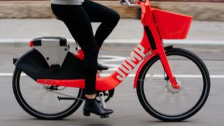 Uber med store sykkel-planer