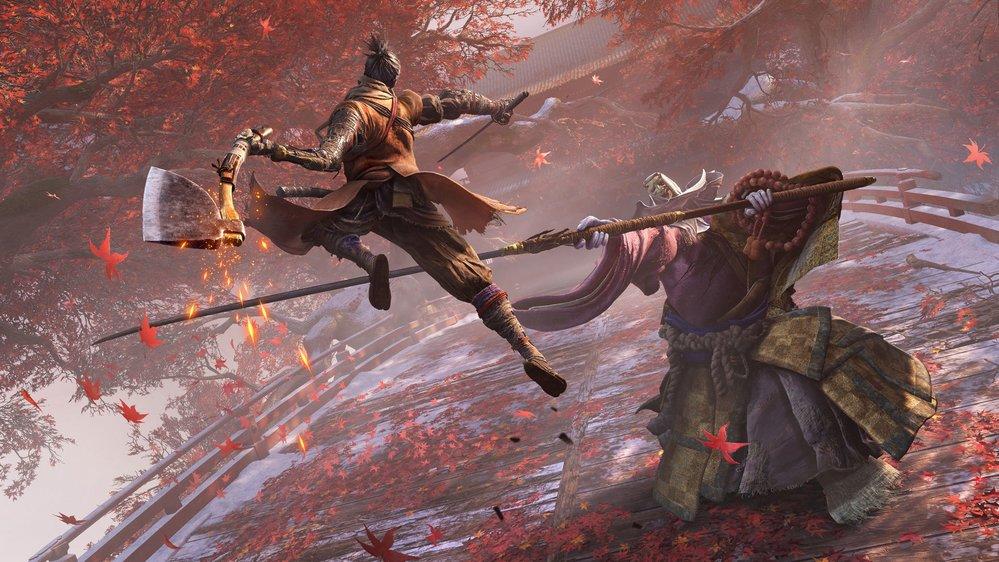 Fans av Souls-serien og Bloodbourne venter i spenning på Sekiro.