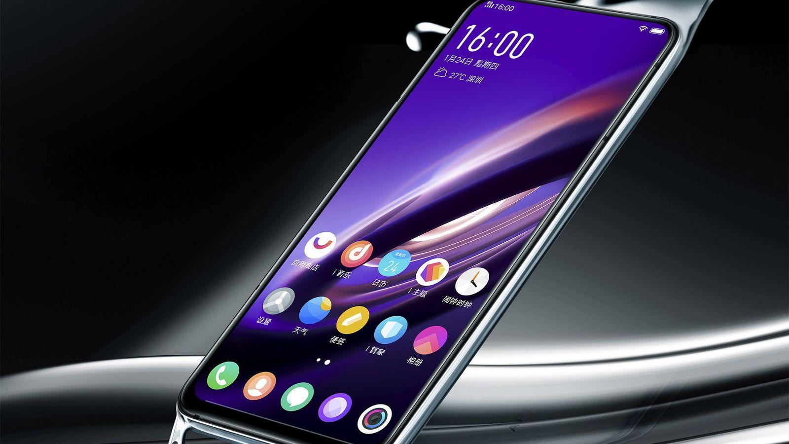 Vivo Apex 2019 har masse vi ikke har sett i smarttelefoner om dagen, blant annet heldekkende fingeravtrykkleser og et veldig spesielt desgin.