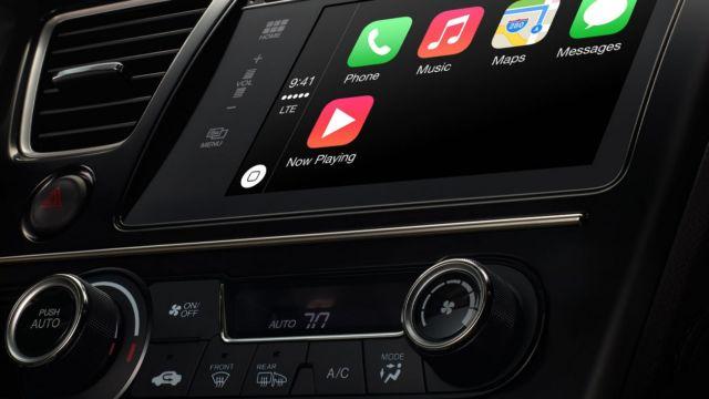 Apple har skiftet fokus vekk fra en egen, førerløs bil.