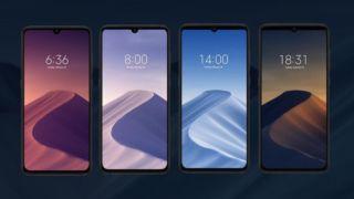 Xiaomi tok litt inspirasjon fra Apple med bakgrunnsvalget sitt.