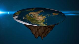 Så flat er jorda, mener noen. De andre har ikke sett nok YouTube-videoer.