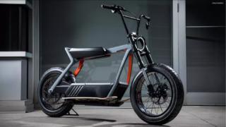 Harley-Davidson kan design: de har fått en scooter til å se heftig ut.
