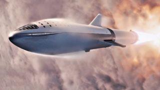 Starship Space X