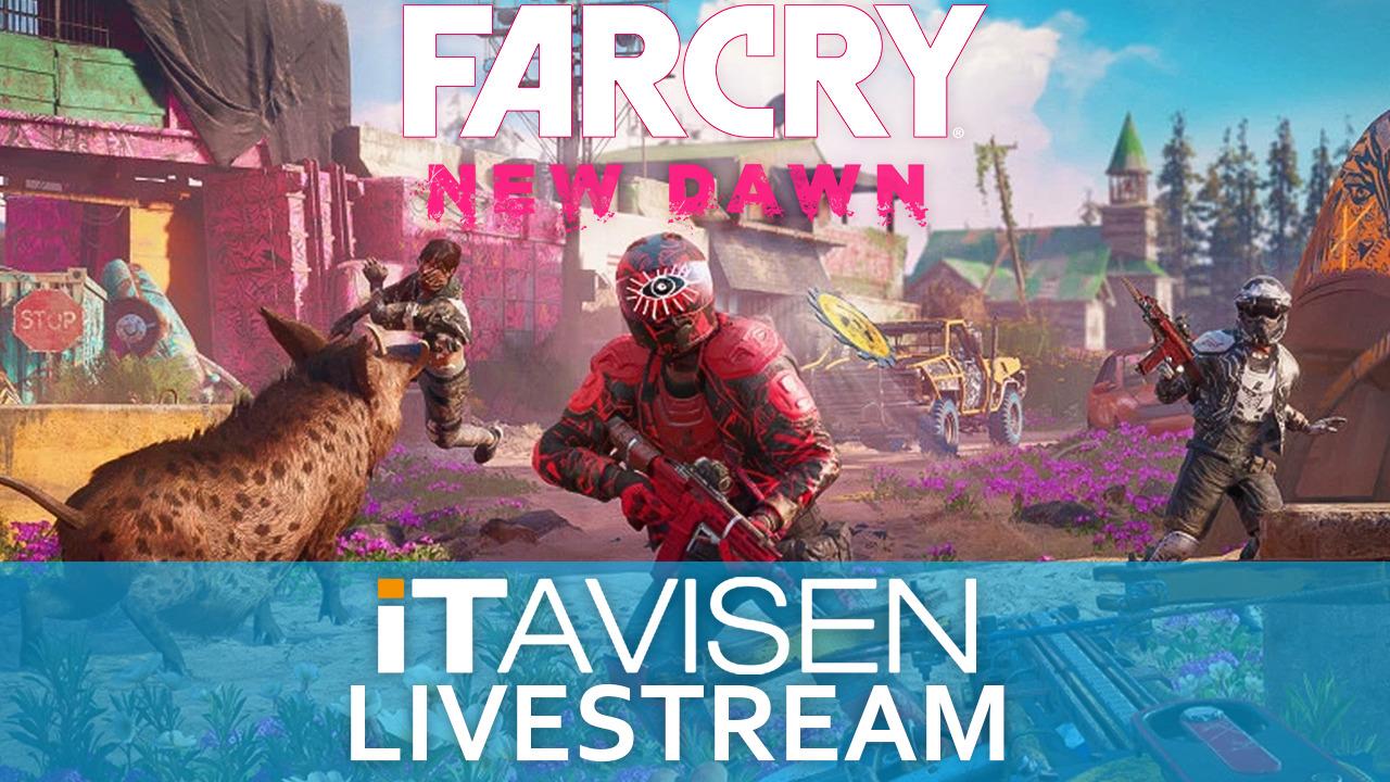 DIREKTE 20:00: Far Cry New Dawn