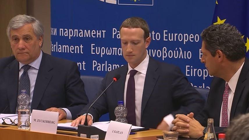 Facebook la et hardt 2018 bak seg. Lite tyder på at 2019 vil bli så mye enklere.