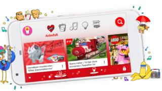 Fire år etter lansering i USA er Kids-varianten av YouTube tilgjengelig i Norge.