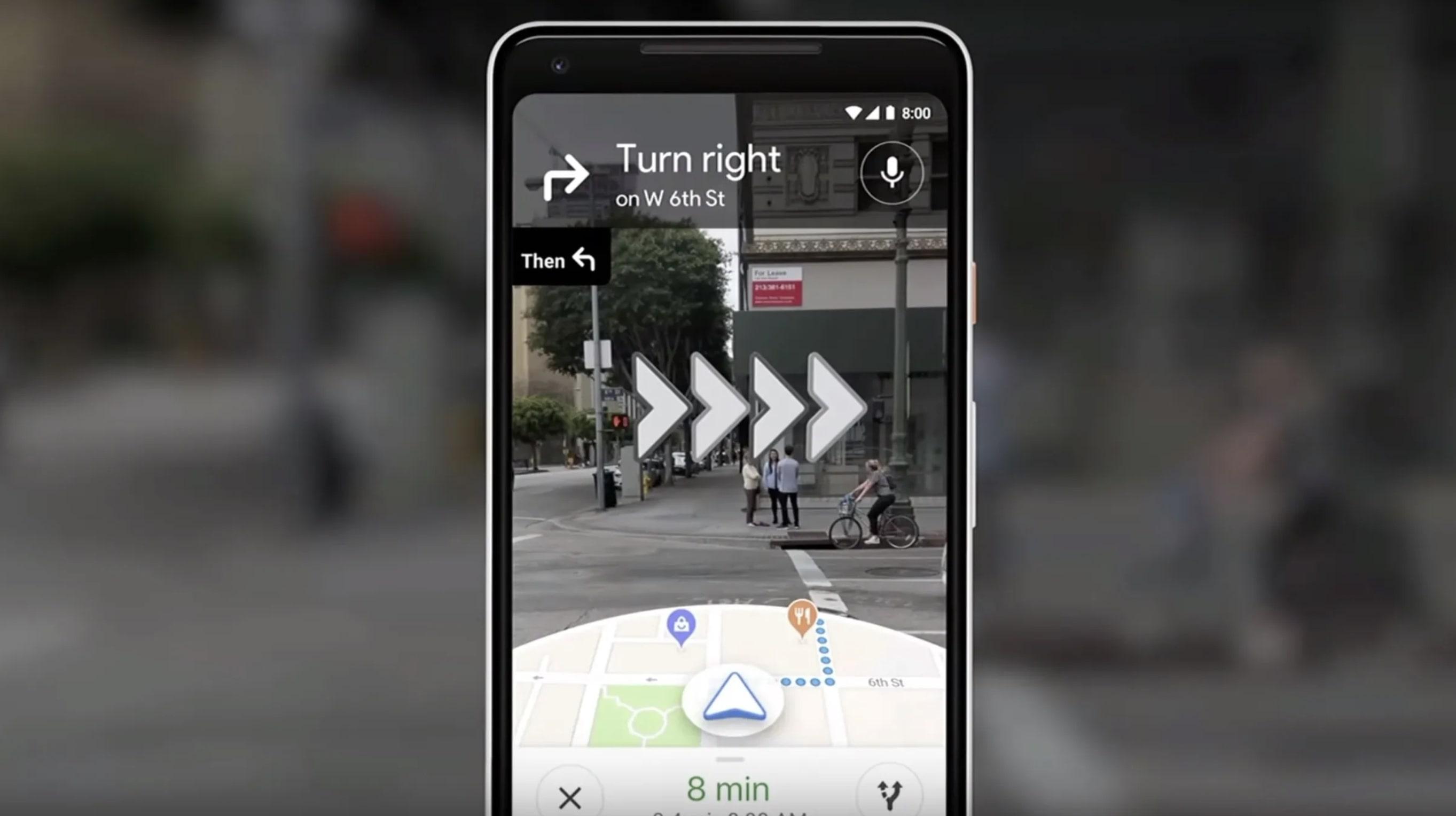 Vi håper Google lanserer denne AR-funksjonen snart.