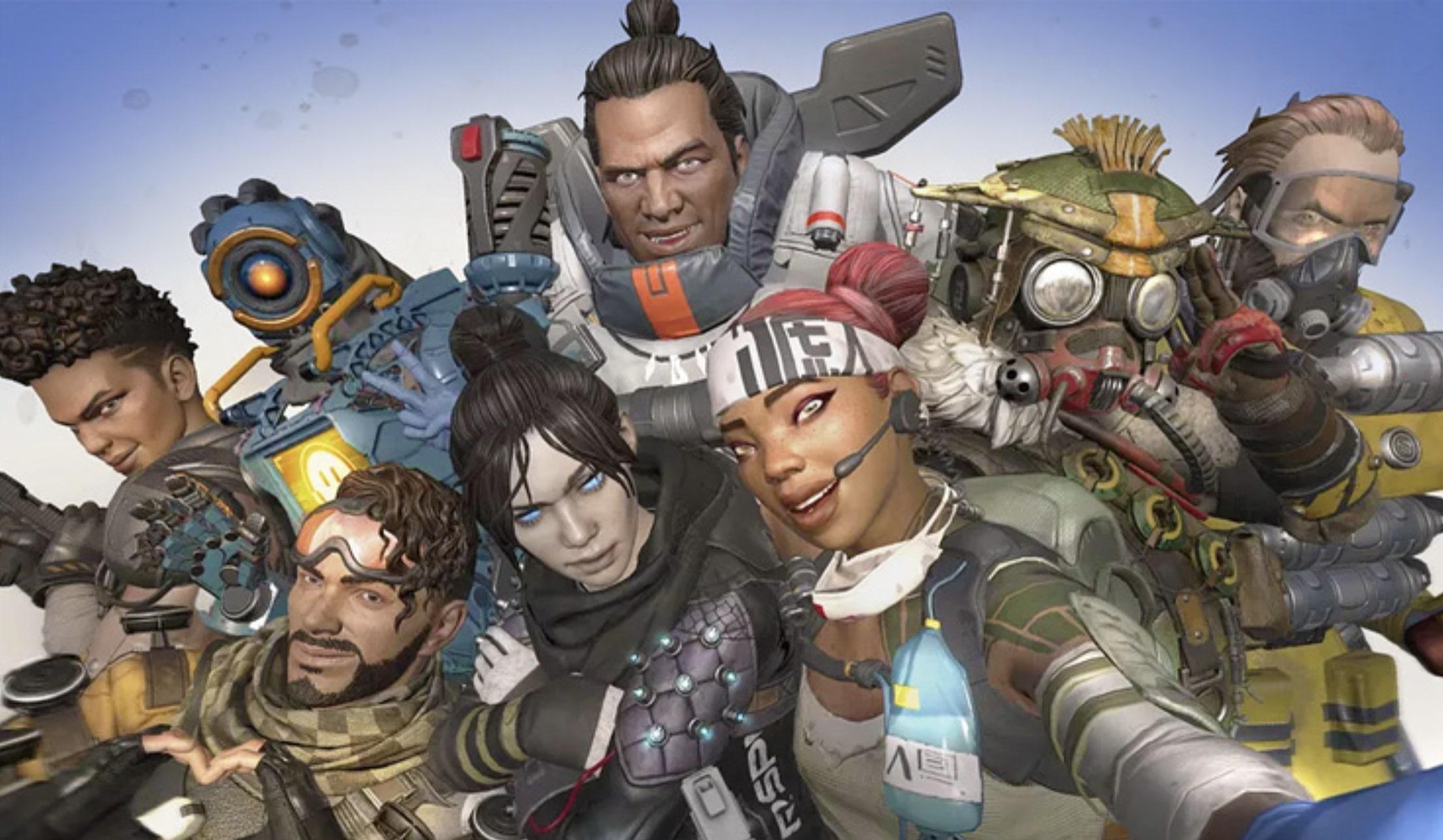Apex Legends har på bare en uke greid å bli et av verdens største battle royale-spill.