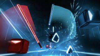 Beat Saber er et av de morsomste VR-spillene på markedet.