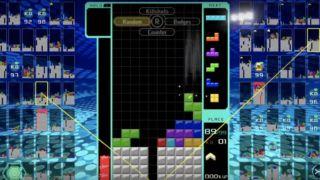 Nå kan du spille mot 98 andre Tetris-spillere samtidig.