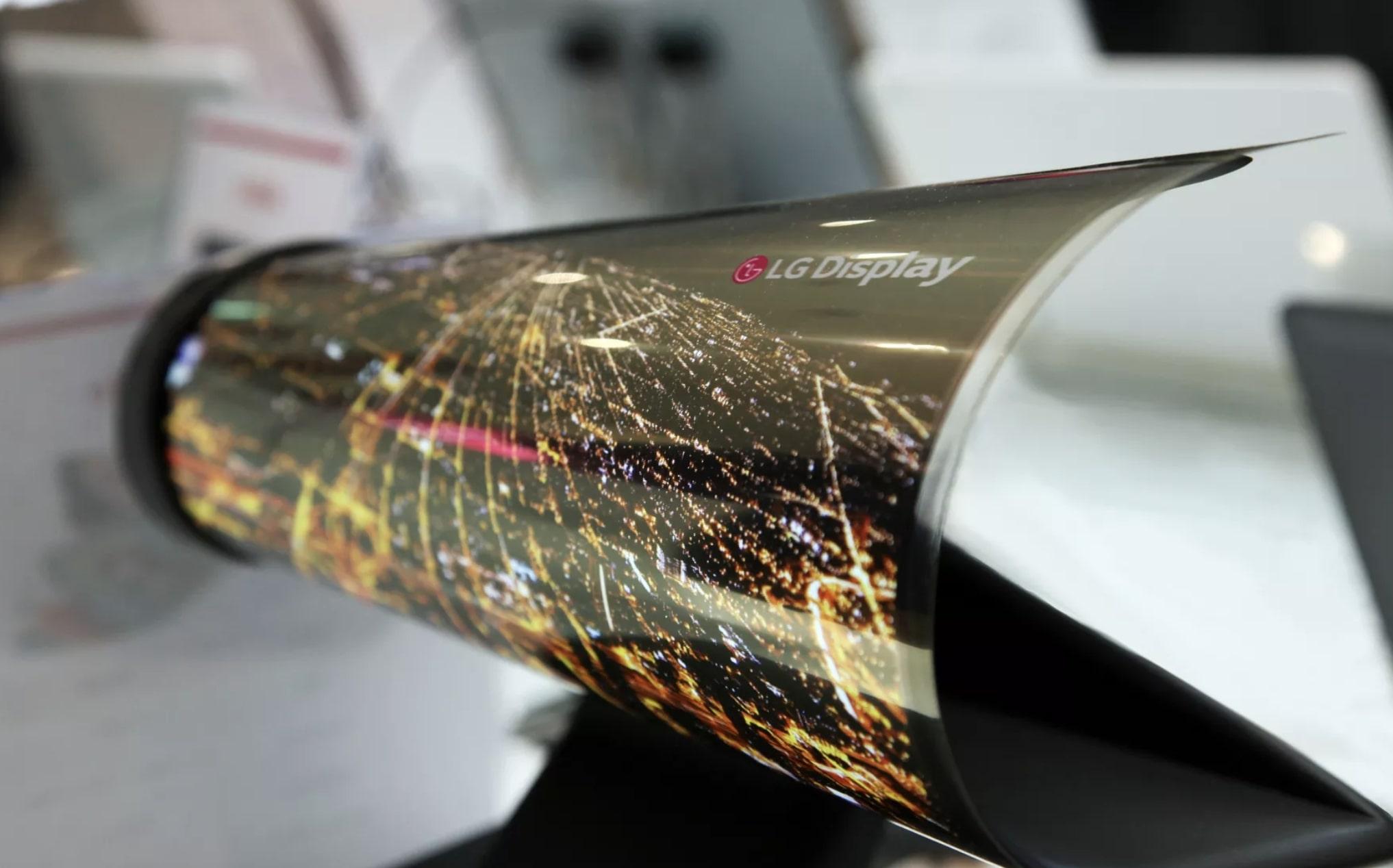 LG sitter definitivt på teknologi som muliggjør brettbare mobiltelefoner, men selskapet velger foreløpig å sitte på gjerdet.