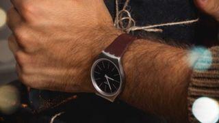 Swatch smartklokke