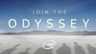 Intel inviterer til fest med Odyssey for å skape det beste skjermkortet de kan.