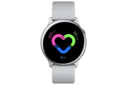 Samsungs nye klokke.