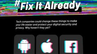 EFF har startet en ny kampanje med helt konkrete tiltak de mener en rekke selskap bør utføre for å trygge sikkerheten på nett, og brukernes personvern.