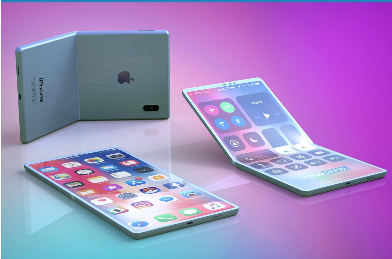 Apple har patentert dette! Vil en iPhone som dette gjør det interessert igjen?