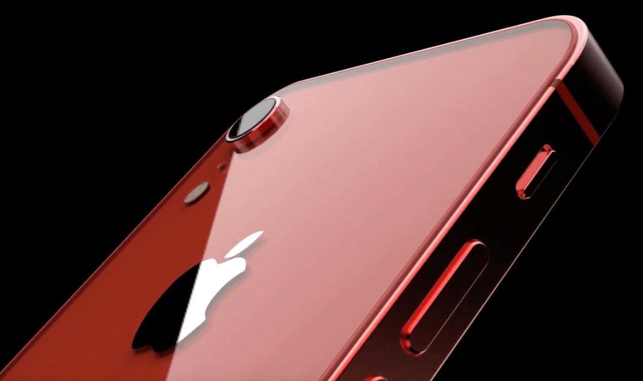 Hvis Apple lanserer en iPhone SE-oppfølger så tviler vi ikke på at den ser slik ut.