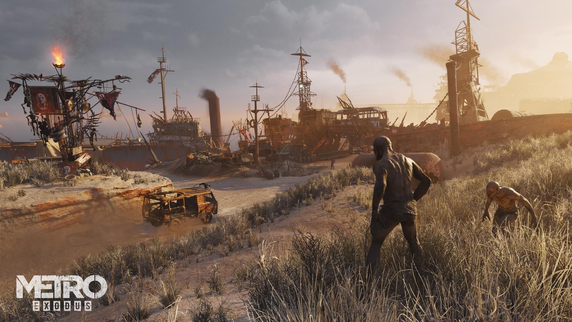 Vi har ikke opplevd en så variert spillverden i et FPS før.
