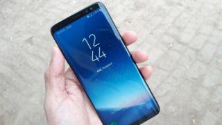 Samsung har begynt utrullingen av Android Pie for S8-serien.
